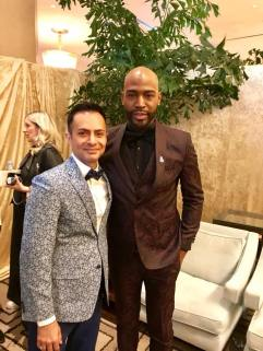 Dhalla and Karamo Brown (Queer Eye, Netflix)